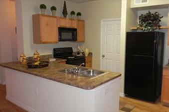 Kitchen at Listing #151568