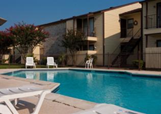 Pool at Listing #147757