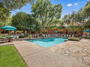 Pool at Listing #136303