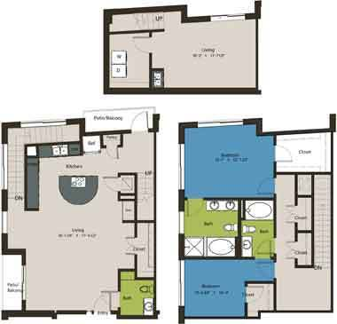 1,917 sq. ft. TSB floor plan