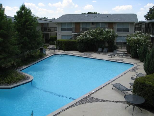 Pool at Listing #135792