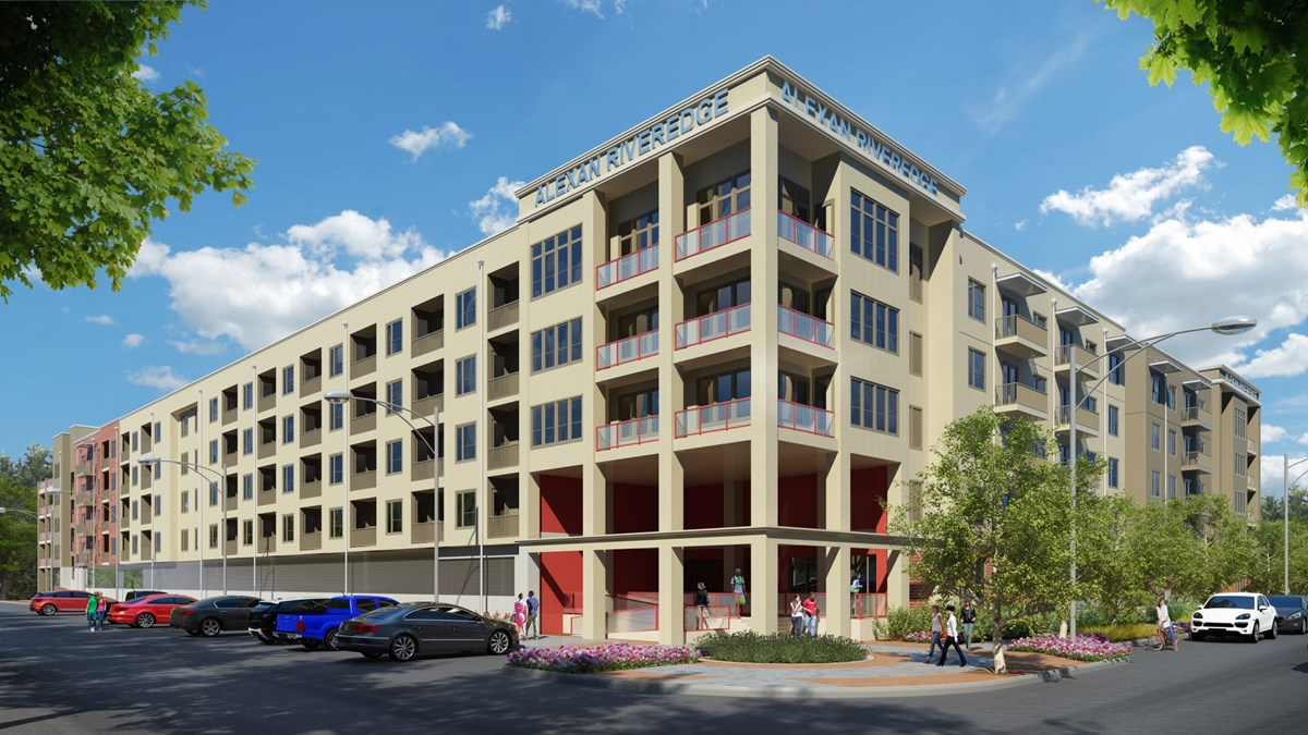 Alexan Riveredge Apartments Dallas TX