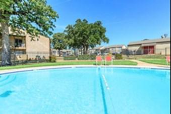 Pool at Listing #136906