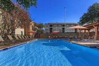 Pool at Listing #136322
