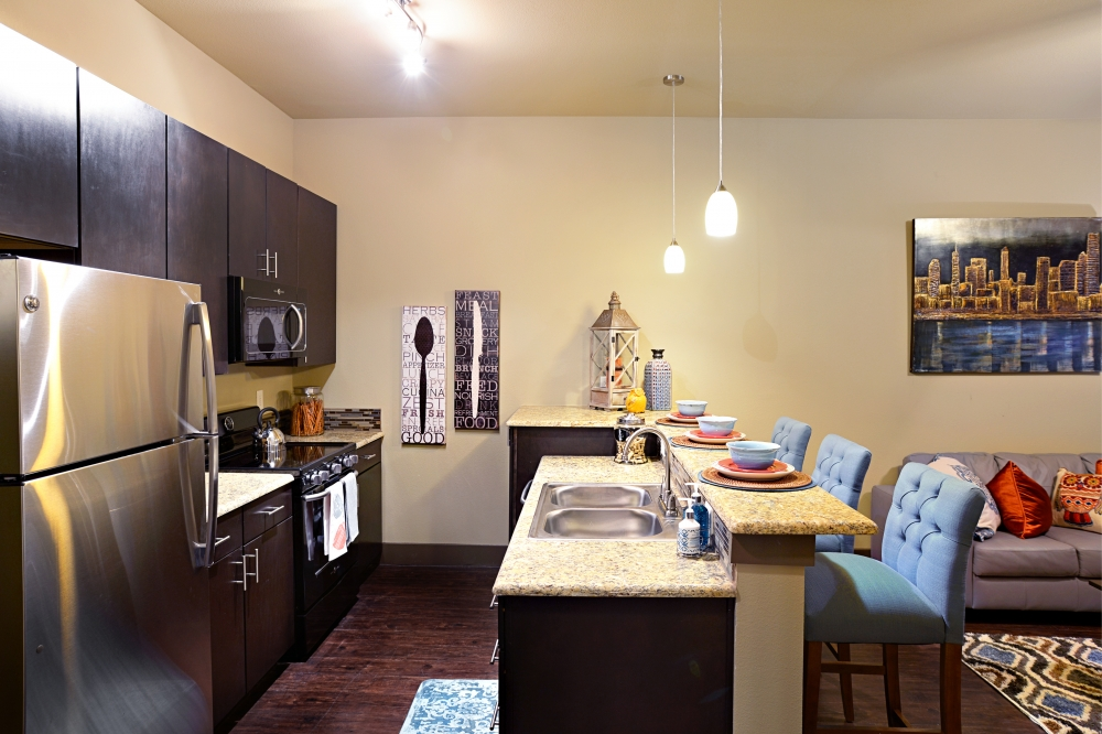 Kitchen at Listing #259799