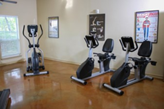 Fitness Center at Listing #144773