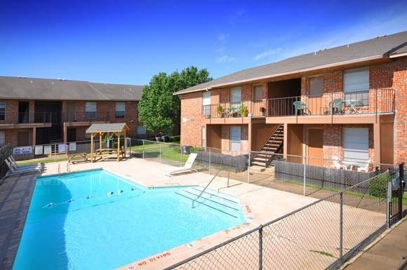 Pool at Listing #255084
