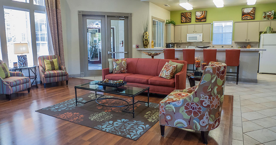 Clubhouse at Listing #138089