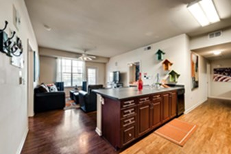 Living/Kitchen at Listing #149419