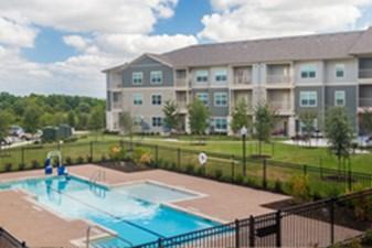 Pool at Listing #275471