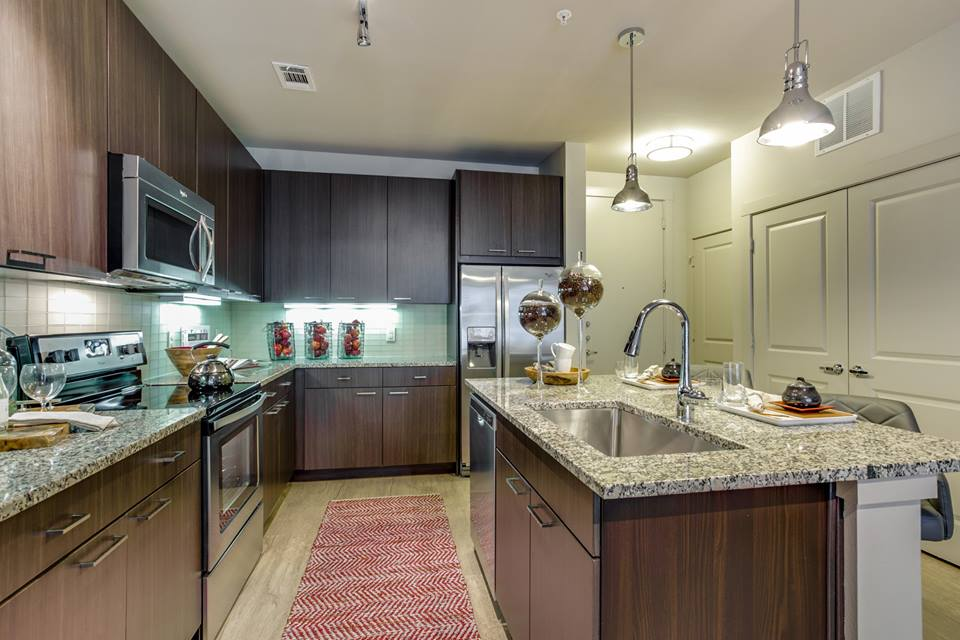 Kitchen at Listing #243484