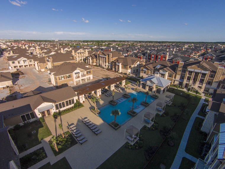 Aerial View at Listing #263386