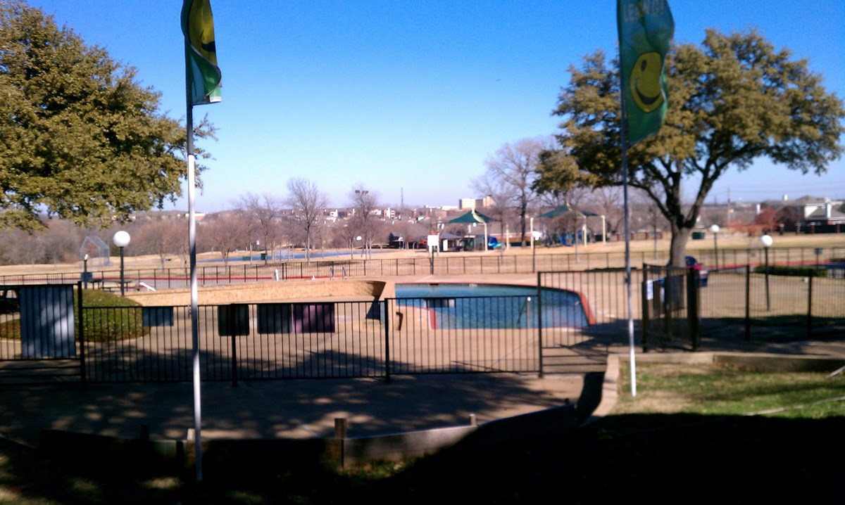 Pool at Listing #136830
