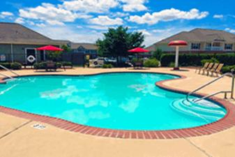 Pool at Listing #144231