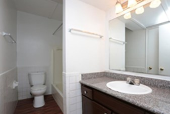 Bathroom at Listing #139762