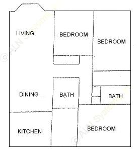 1,449 sq. ft. floor plan