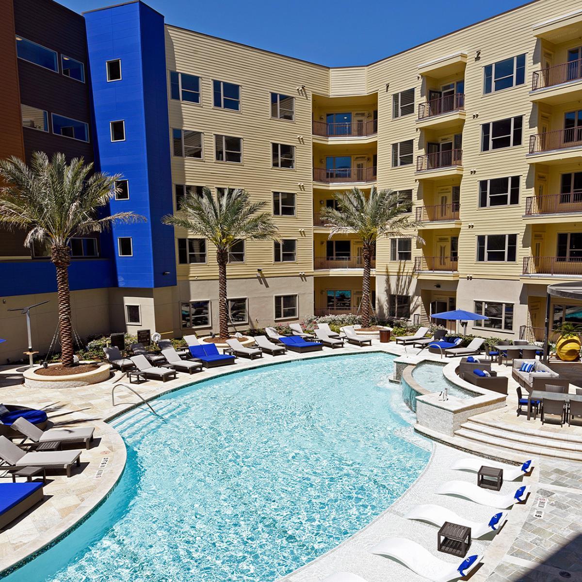 Elan Memorial Park Apartments Houston TX