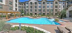 Pool Area at Listing #144887
