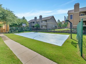 Basketball Court at Listing #137570