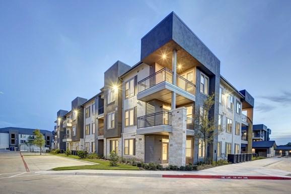 Conley Apartments