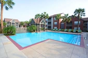 Pool at Listing #138417
