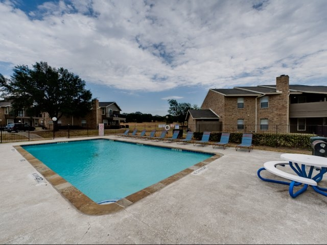 Pool at Listing #137505