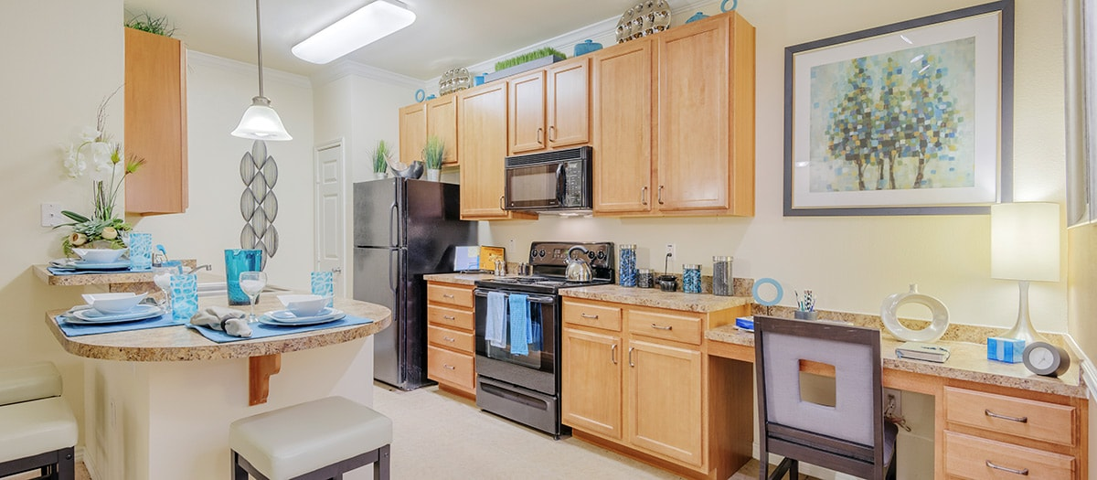 Kitchen at Listing #144822