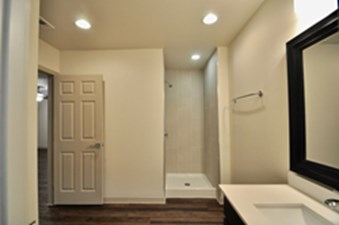 Bathroom at Listing #137843
