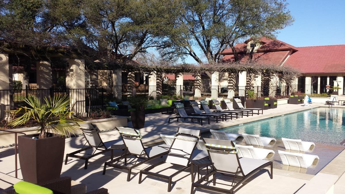 Pool at Listing #135883