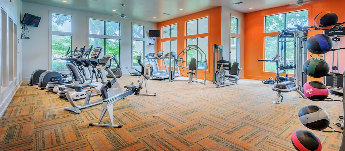 Fitness at Listing #137800