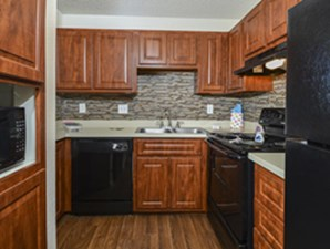 Kitchen at Listing #140538