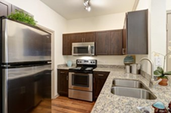 Kitchen at Listing #140756
