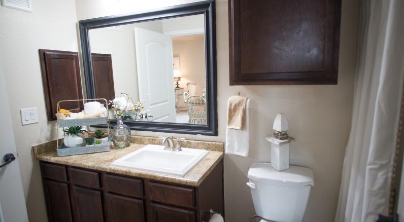 Bathroom at Listing #146629