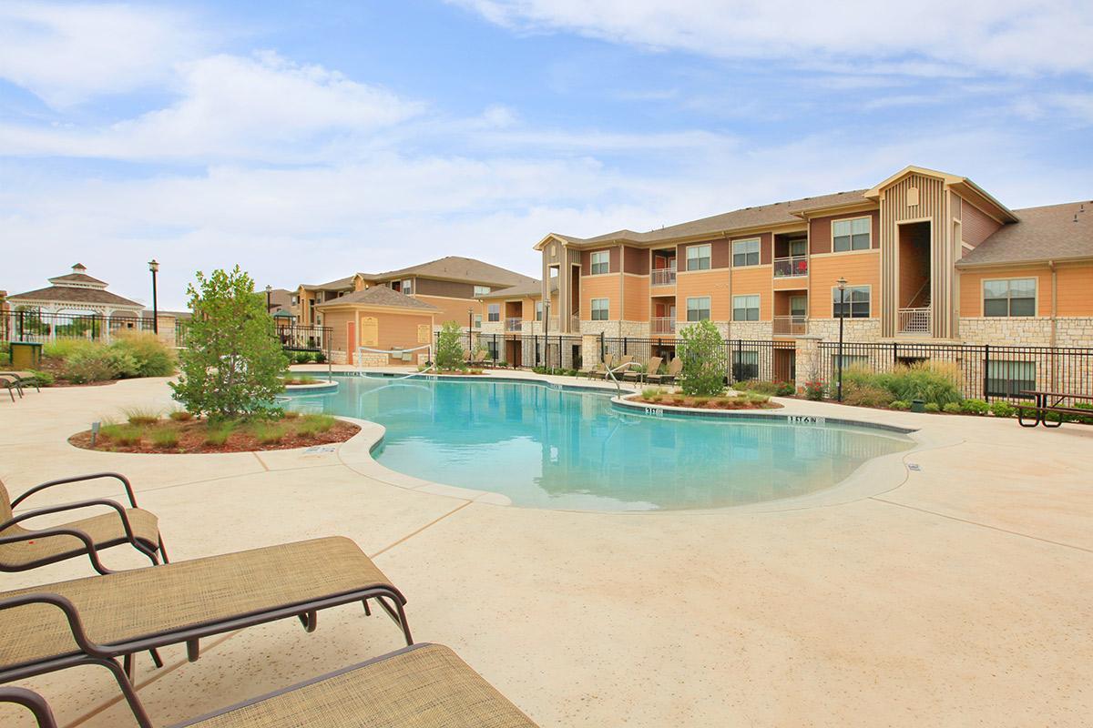Pool at Listing #233458