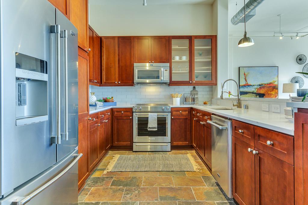 Kitchen at Listing #144149