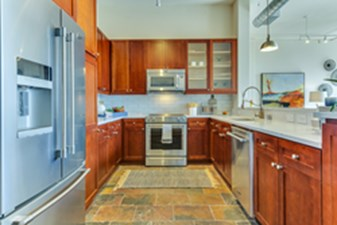 Kitchen at Listing #144149