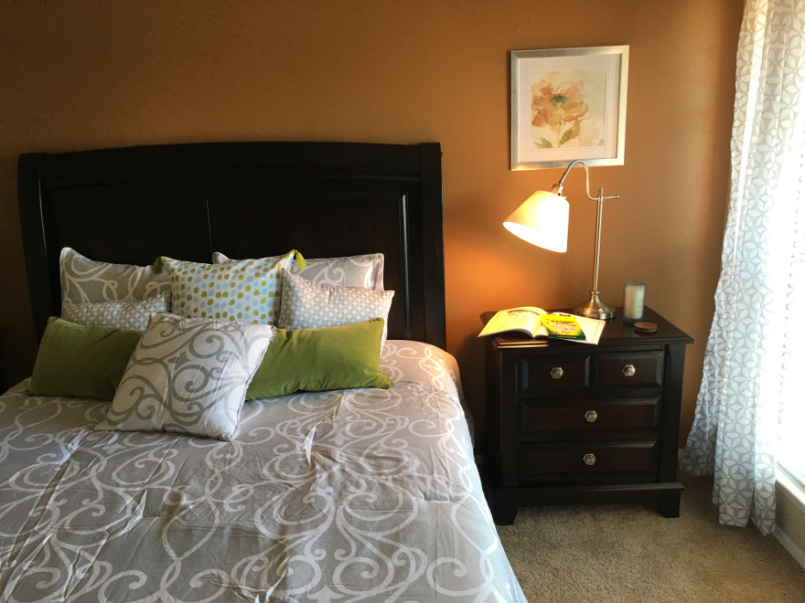 Bedroom at Listing #135734
