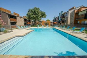 Pool at Listing #136149