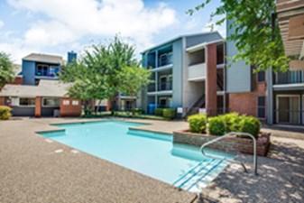 Pool at Listing #136202