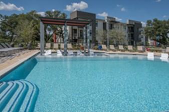 Pool at Listing #287362