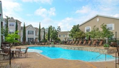 Pool at Listing #144815