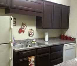 Kitchen at Listing #136922