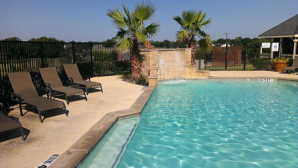 Pool at Listing #236752