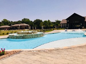 Pool at Listing #287306