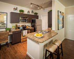 Kitchen at Listing #251432