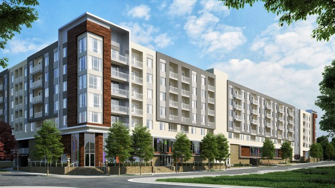 Elan Crockett Row Apartments