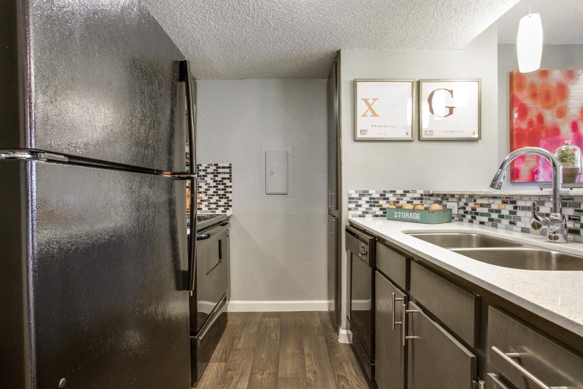 Kitchen at Listing #136739