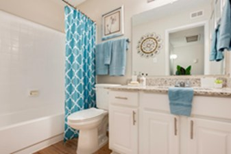 Bathroom at Listing #140405