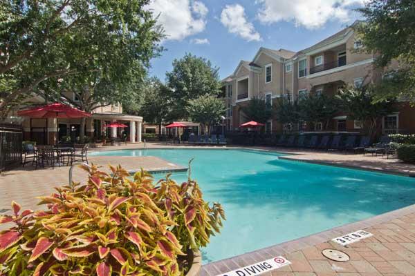Pool at Listing #138846