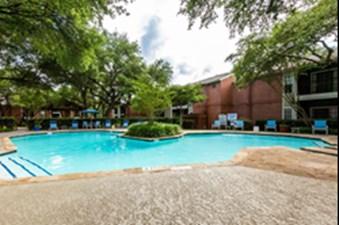 Pool at Listing #140216